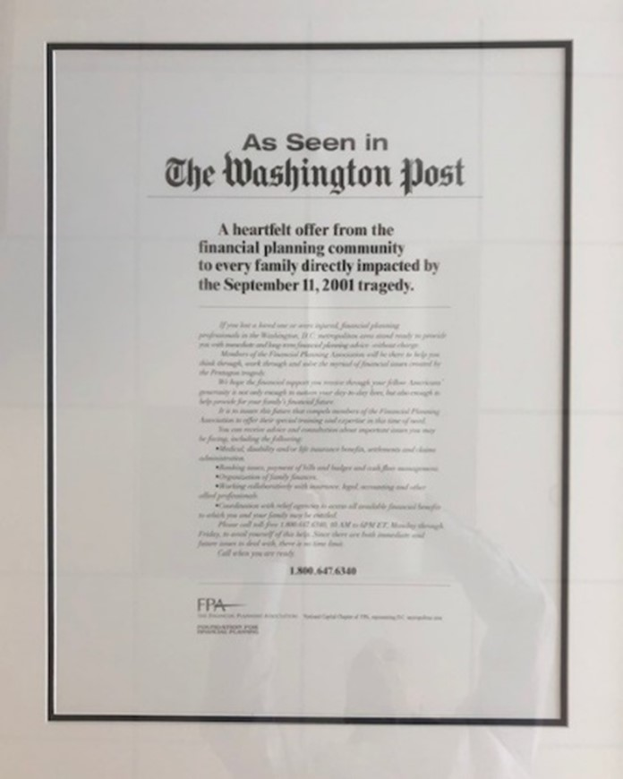 As Seen in The Washington Post